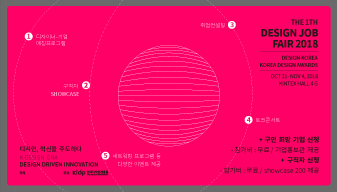 DESIGN JOB FAIR 2018 개최 안내