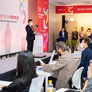 윤상흠 원장 제조혁신센터 경기 방문