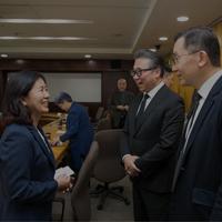KIDP-HKCD-HKTDC MOU 체결식